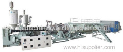 PE Pipe Production Lines
