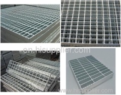 Hot-dipped Galvanized Steel Gratings