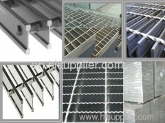 China Galvanized Welded Steel Grating