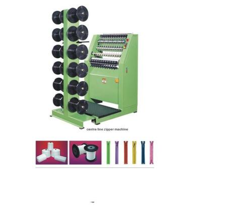 plastic zipper centerline machine