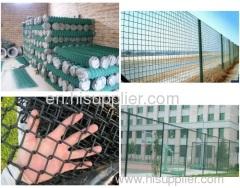 Galvanized euro fence nettings