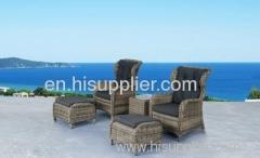 Wicker furniture rattan sofa