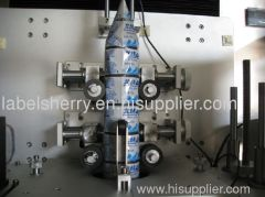 Automatic Shrink Sleeve Labeling Machine for packaging