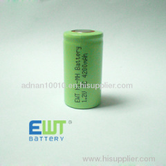 Ni-Mh Rechargeable Battery Packs rechargeable battery
