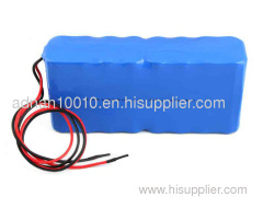 1. ICR18650 lithium-ion battery