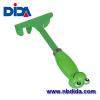 Cartoon handle Green weed rake garden tools for children