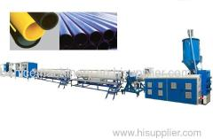 pipes extruding machines
