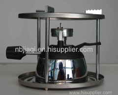 butane coffee burner 5015L with holder
