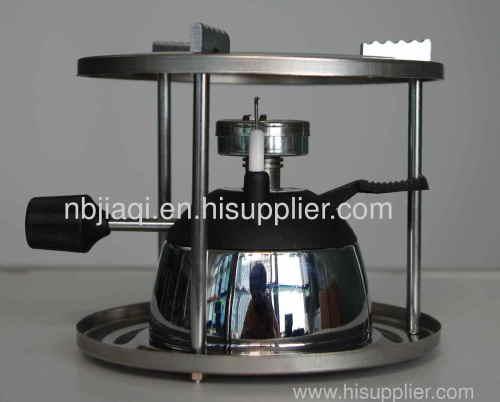 butane coffee burner 5015L with holder