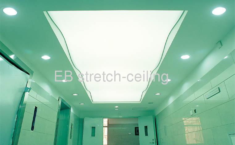 Как сделать потолок светлее