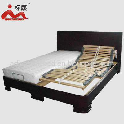 modern metal adjustable massage bed from china