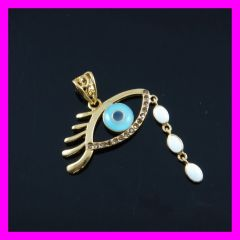 evil eye new fashion FJ pendant 1640078