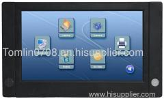 7 inch Indoor LCD ADvertising Touch Screen