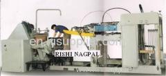 Semi Automatic die cutting & creasing machine