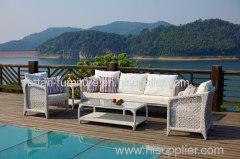 Gerden PE wicker outdoor rattan sofa sets