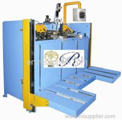 Semi-auto Carton Box Stitcher Stitching Machine