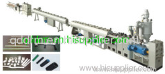 floor heating pipe extrusion line/floor heating making line