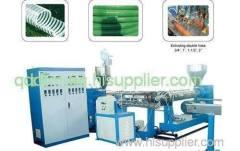 PVC helix hose extrusion machine