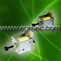 Brief introduction of the electromagnet solenoids