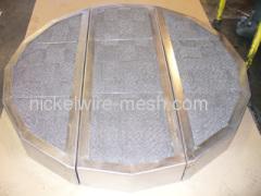 Titanium Mist Eliminator Pad