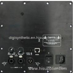 speaker module