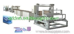 XPS heat insulation board production line
