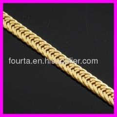 18K gold plating bracelet 1520077