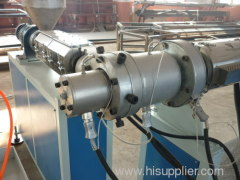PPR pipe extrusion production line