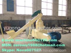 SJM-5 biomass pellet briquetting machine