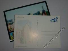 3D postcard,lenticular postcard,PET postcard