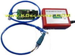 Chrysler pin code reader auto parts diagnostic scanner x431 ds708 car repair tool can bus