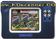 DIGIMASTER II FULL SET auto parts diagnostic scanner x431 ds708 car repair tool can bus