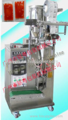 full automatic liquid packing machine tomato paste packing machine