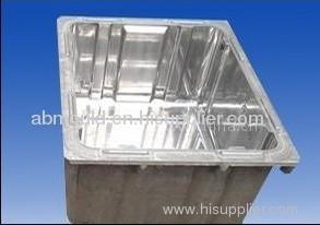 aluminum rotational mould