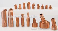 beryllium copper welding electrode