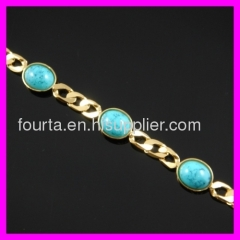 alloy women bracelet