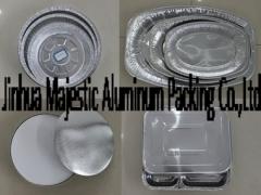 Aluminum Foil Plate Foil Plate