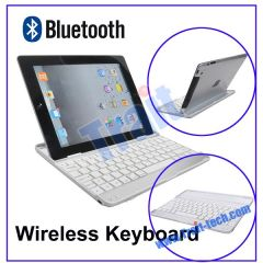 Black Portable Chocolate Style Mobile Bluetooth Wireless keyboard for ipad2