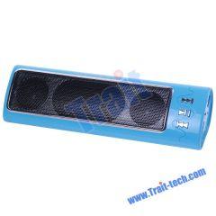 Portable SD/MMC USB FLASH Drive MP3 Stereo Mini Speaker