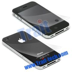 Full Body Screen Guard for iPhone 4,Both sides