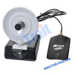 880000N 2000mW High Power 802.11b/g/n 150Mbps USB Wi-Fi Wireless Network Adapter (16dBi)