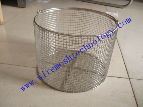 all kinds of stainless steel basket