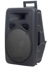 audio speaker cabinet .