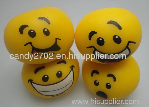 TPR Funny squeeze ball