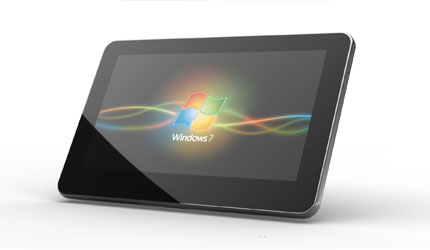 OCOSMOS OCS9 10.1 inch 64GB SSD 3G Thinnest Windows 7 gaming tablet USD$366