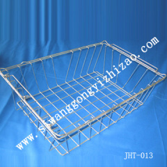lace edging wire mesh basket