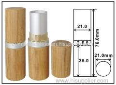Aluminum lipstick case:recycled lipstick bottle