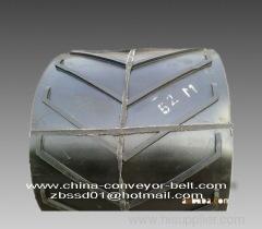 Pattern Chevron conveyor belts