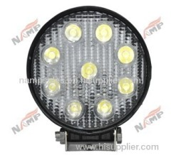 27W LED off road light