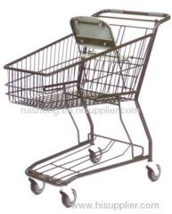 Europ designed Supermarket shopping cart